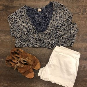 Flowy O'Neill Cotton Top